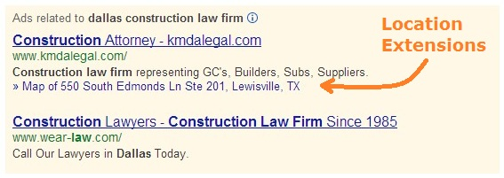 Local Law Firm Paid Search Advertising Tips