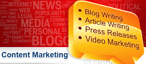 Lawyer Content Marketing Blogging Articles Press Releases